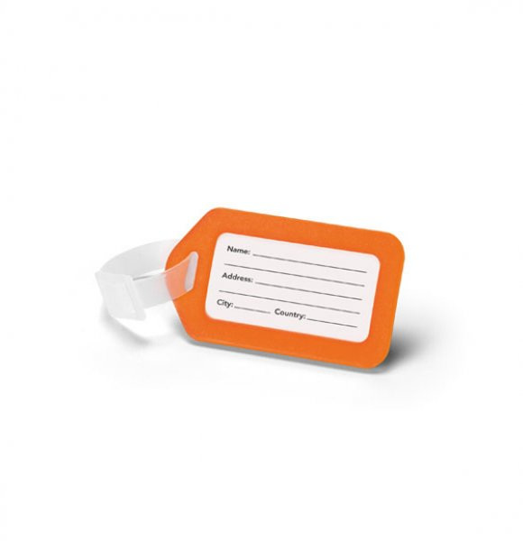TW-98124  Luggage Tag Image 2of 6