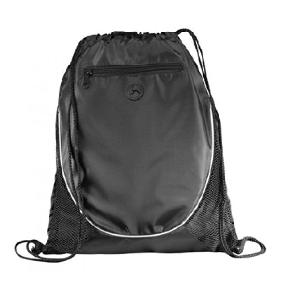 BP-565S  Deluxe Drawstring Backpack Image 3of 5
