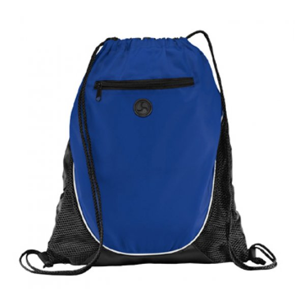 BP-565S  Deluxe Drawstring Backpack Image 2of 5