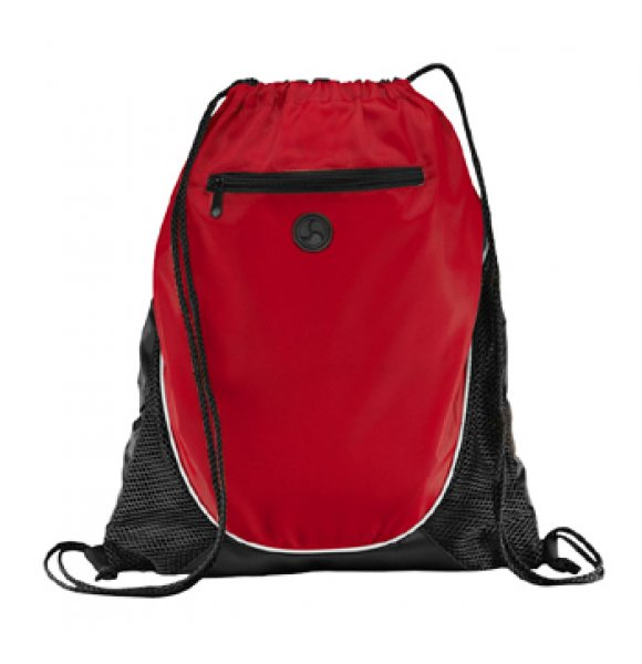 BP-565S  Deluxe Drawstring Backpack Image 1of 5