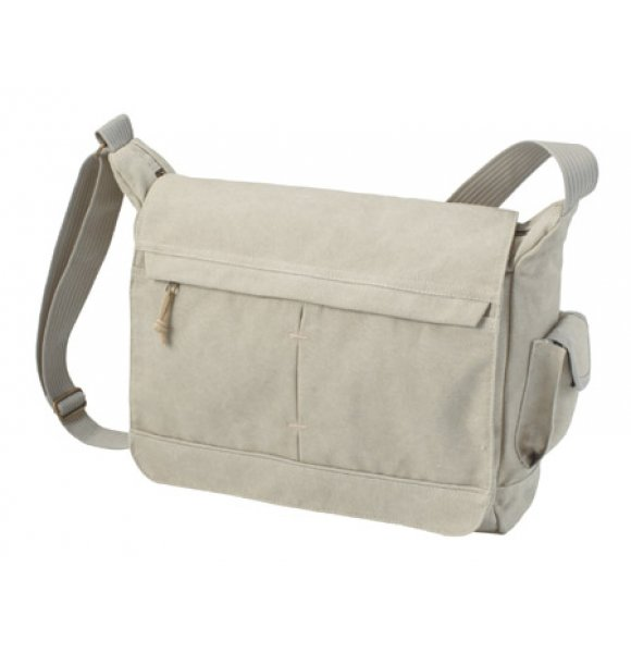 CA-759S  Cotton Canvas Business Bag Image 2of 5