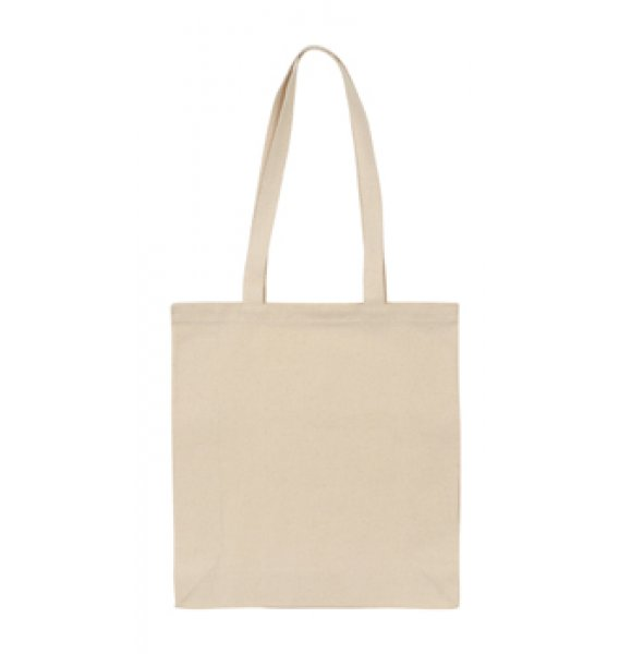 CA-9152S  8oz Cotton Tote Bag Image 4of 5