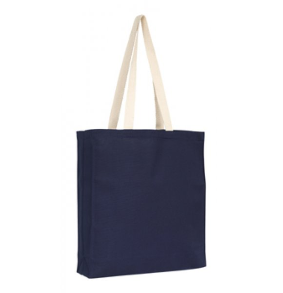 CA-9152S  8oz Cotton Tote Bag Image 0of 5