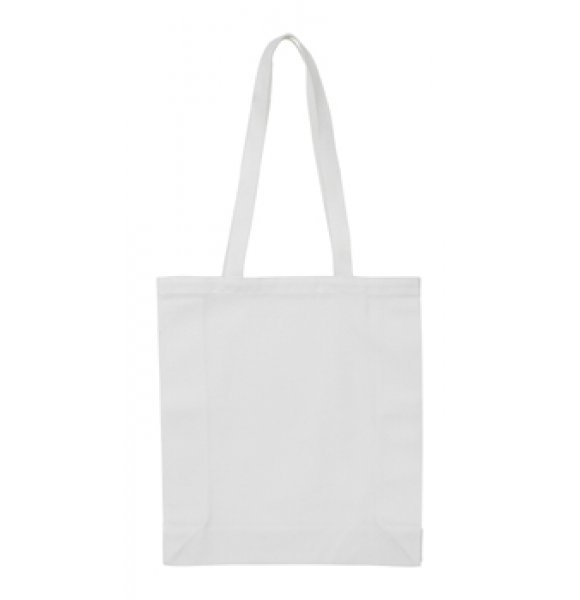 CA-9152S  8oz Cotton Tote Bag Image 3of 5
