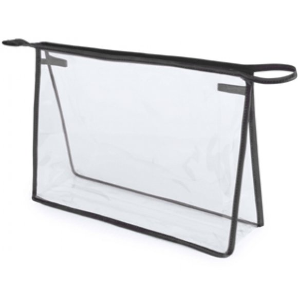 CL-4778S  Clear Travel Cosmetic Bag Image 0of 4