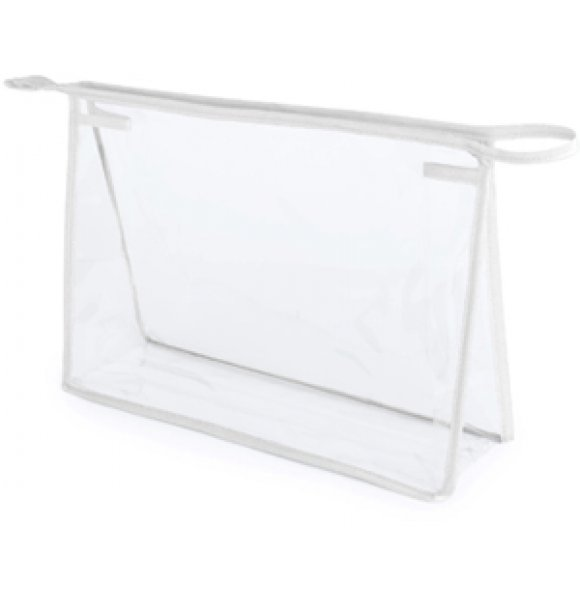 CL-4778S  Clear Travel Cosmetic Bag Image 1of 4