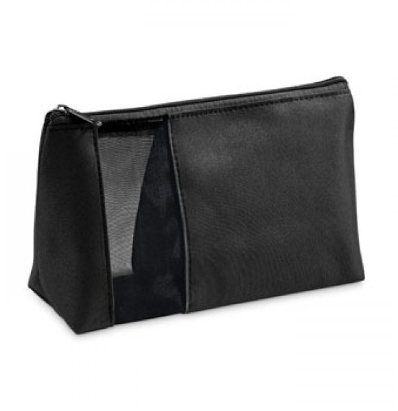 CT-92717S  Mesh Window Cosmetic Pouch Image 4of 5