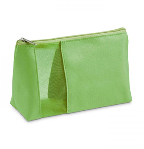 CT-92717S  Mesh Window Cosmetic Pouch Image 1of 5