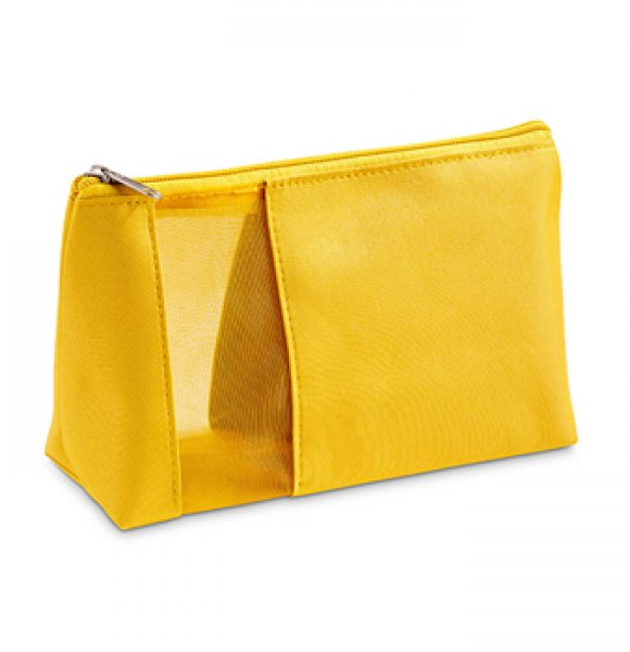 CT-92717S  Mesh Window Cosmetic Pouch Image 2of 5