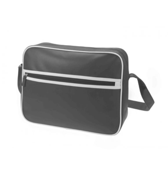 RV-7530S  Retro Vinyl Shoulder Bag Image 6of 7