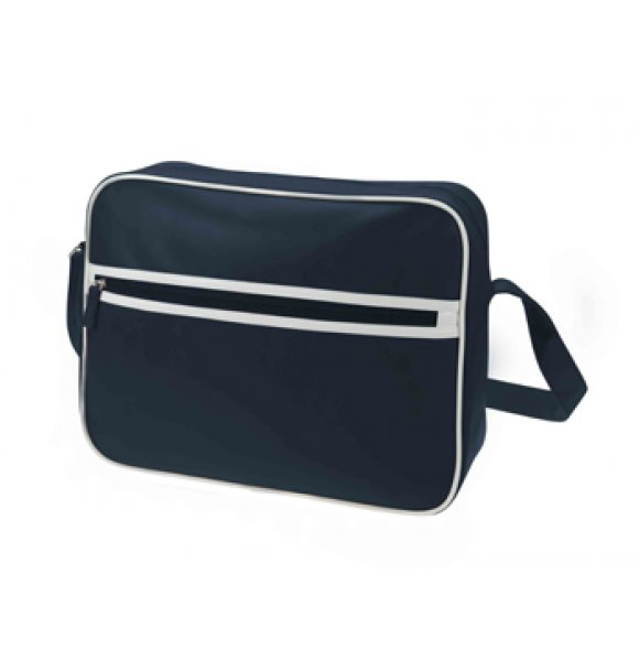 RV-7530S  Retro Vinyl Shoulder Bag Image 4of 7