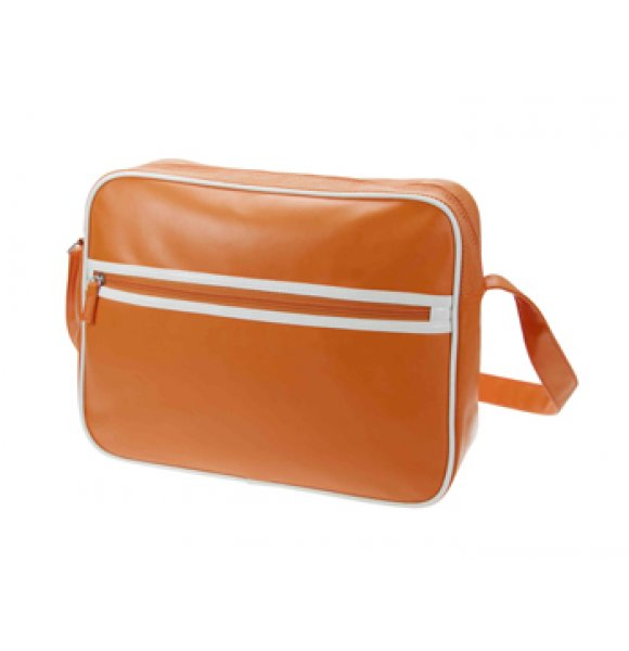 RV-7530S  Retro Vinyl Shoulder Bag Image 0of 7