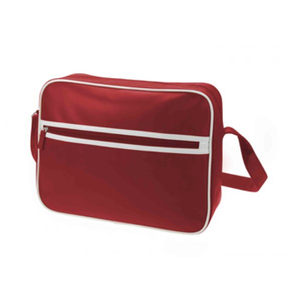 RV-7530S  Retro Vinyl Shoulder Bag Image 1of 7