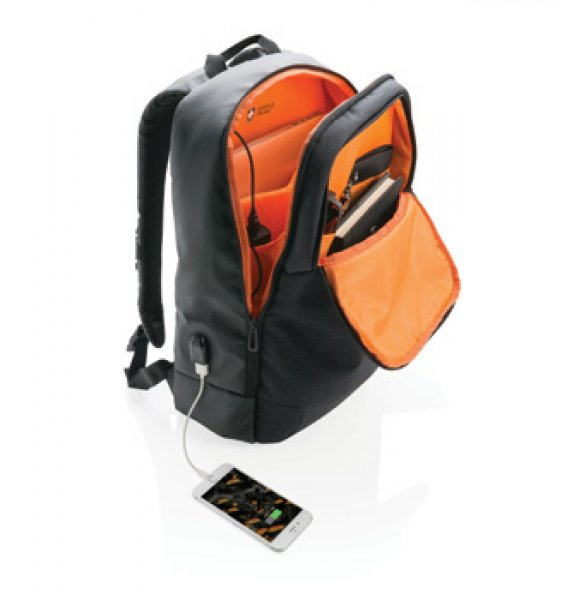 USB-2151S  Laptop Backpack With USB Port Image 1of 4