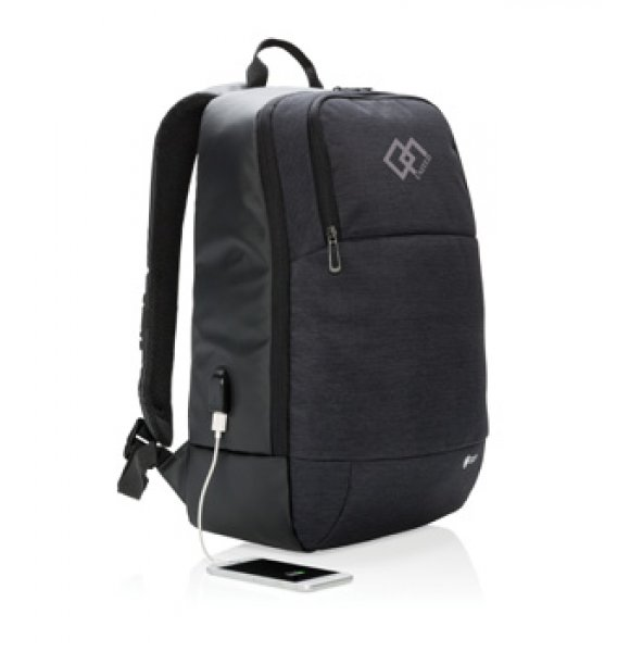 USB-2151S  Laptop Backpack With USB Port Image 0of 4
