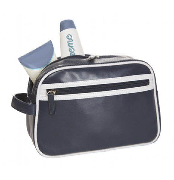 WA-9791S  Retro Wash Bag Image 0of 8
