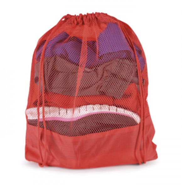 BP-612S Netted Drawstring Backpack Image 1of 4