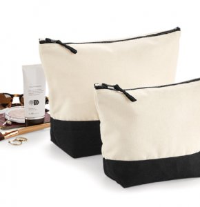 image of CA-544S  Cotton Cosmetic Bag