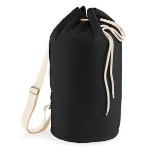 image of CA-812S  Organic Cotton Duffle Bag