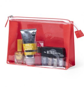 image of CLW-6160S  Clear Beauty Bag