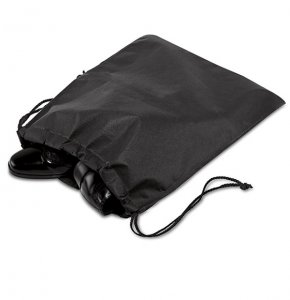 image of SH-92851S  Drawstring Shoe Bag