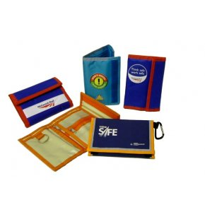 image of Safety And Document Wallets
